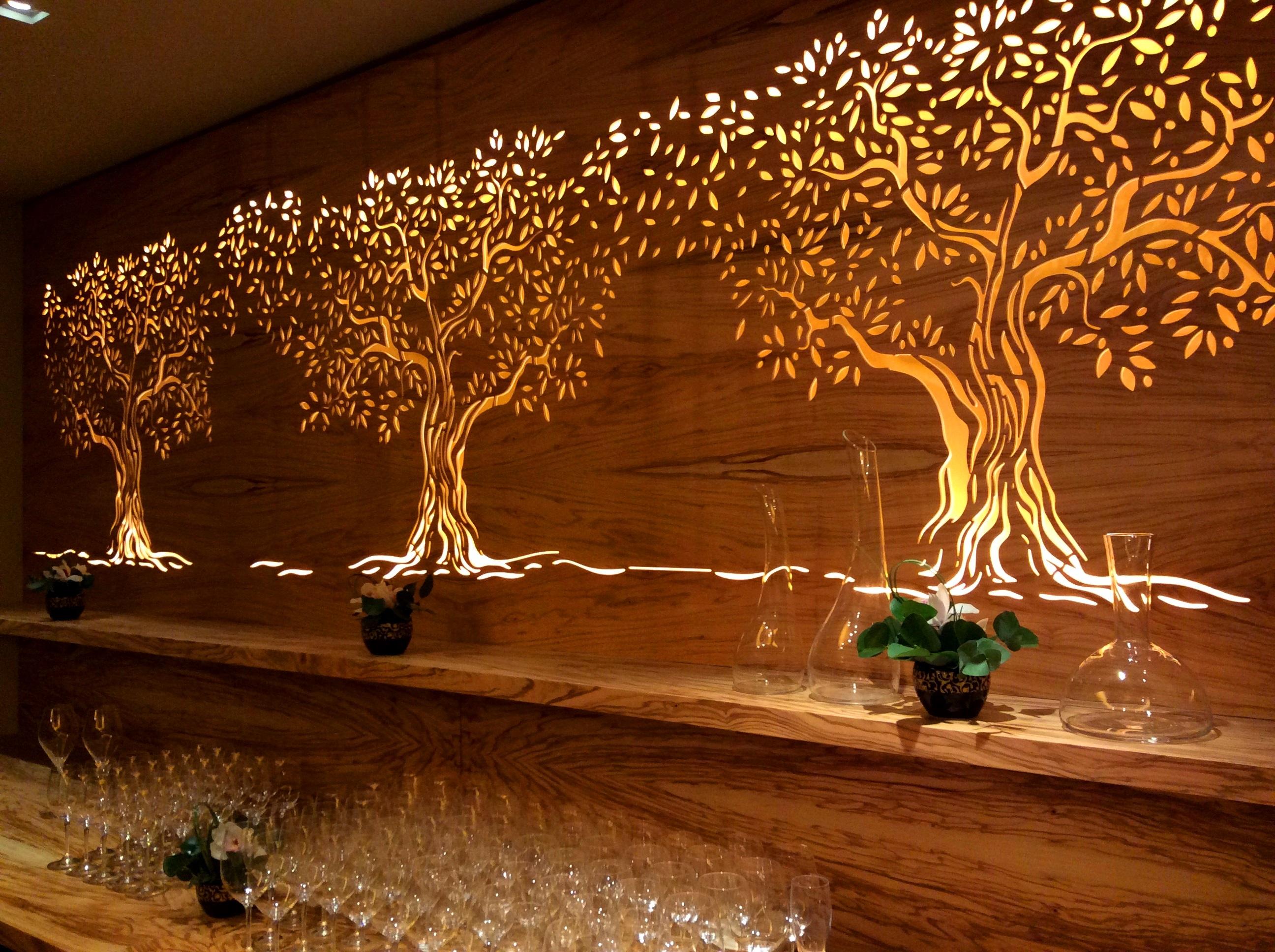 Progettare l\'illuminazione del ristorante - Cannata Factory