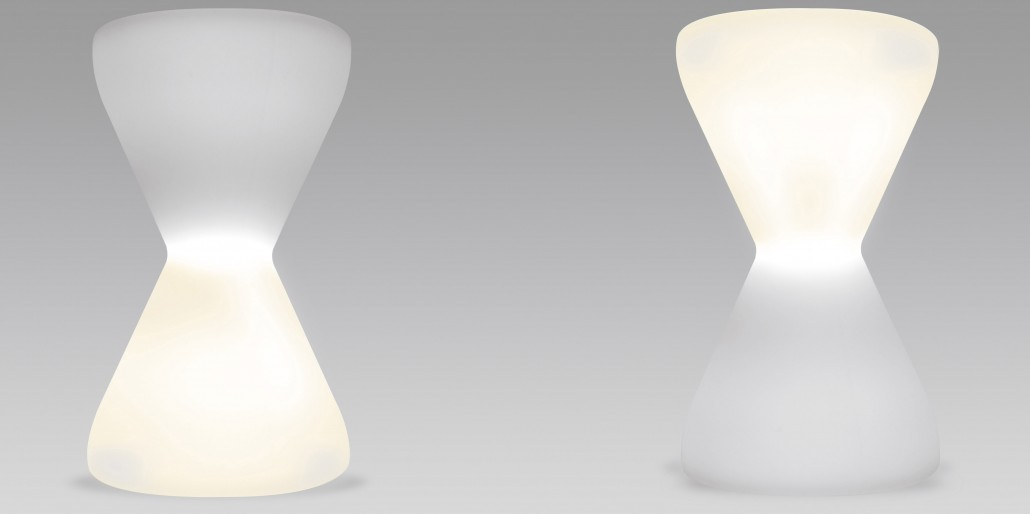 Lampade A Sospensione Economiche. Lampada Da Parete Melody Applique In Metallo Cromato E Vetro ...