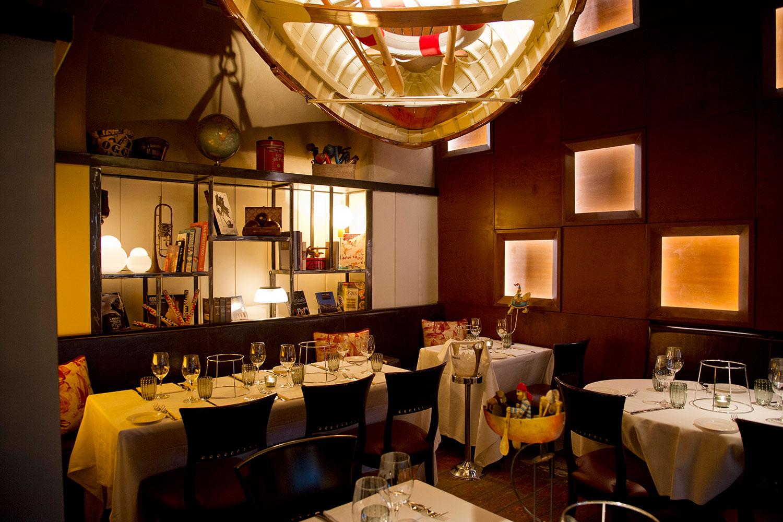 Progetto Illuminazione Ristorante : Come scegliere la giusta illuminazione per il tuo ristorante
