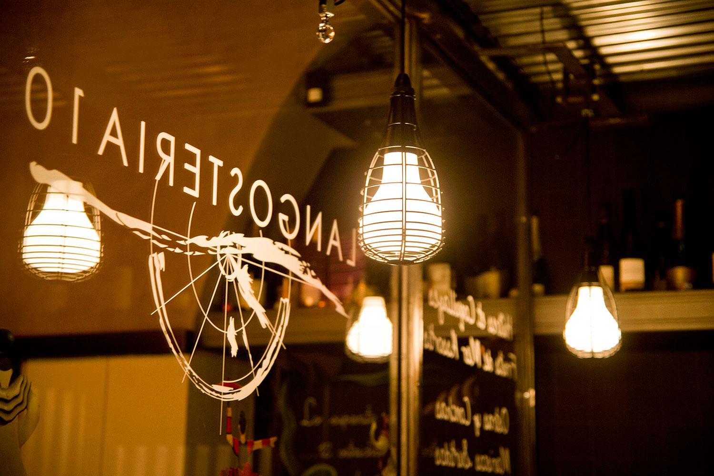 Illuminazione Emergenza Ristorante : Ristorante langosteria cannata factory