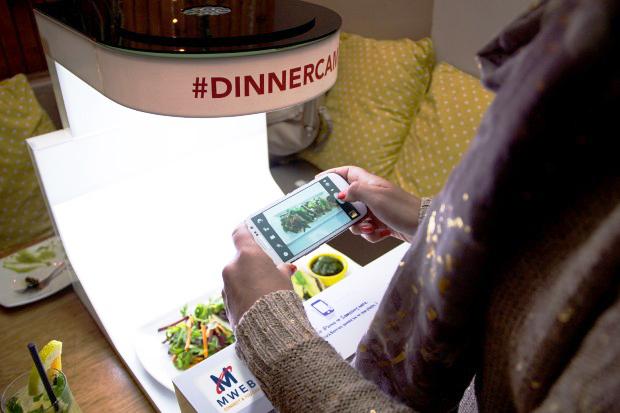 Fotografare il cibo. Senza luce si può
