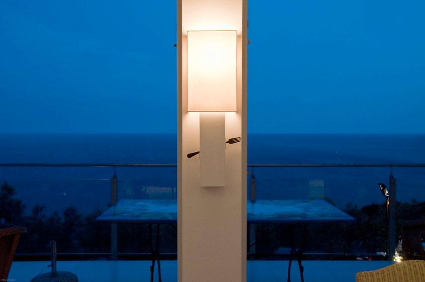La giusta lampada a parete per il vostro ristorante