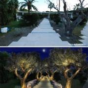 Grazie ai LED il tuo ristorante avrà paesaggi mozzafiato