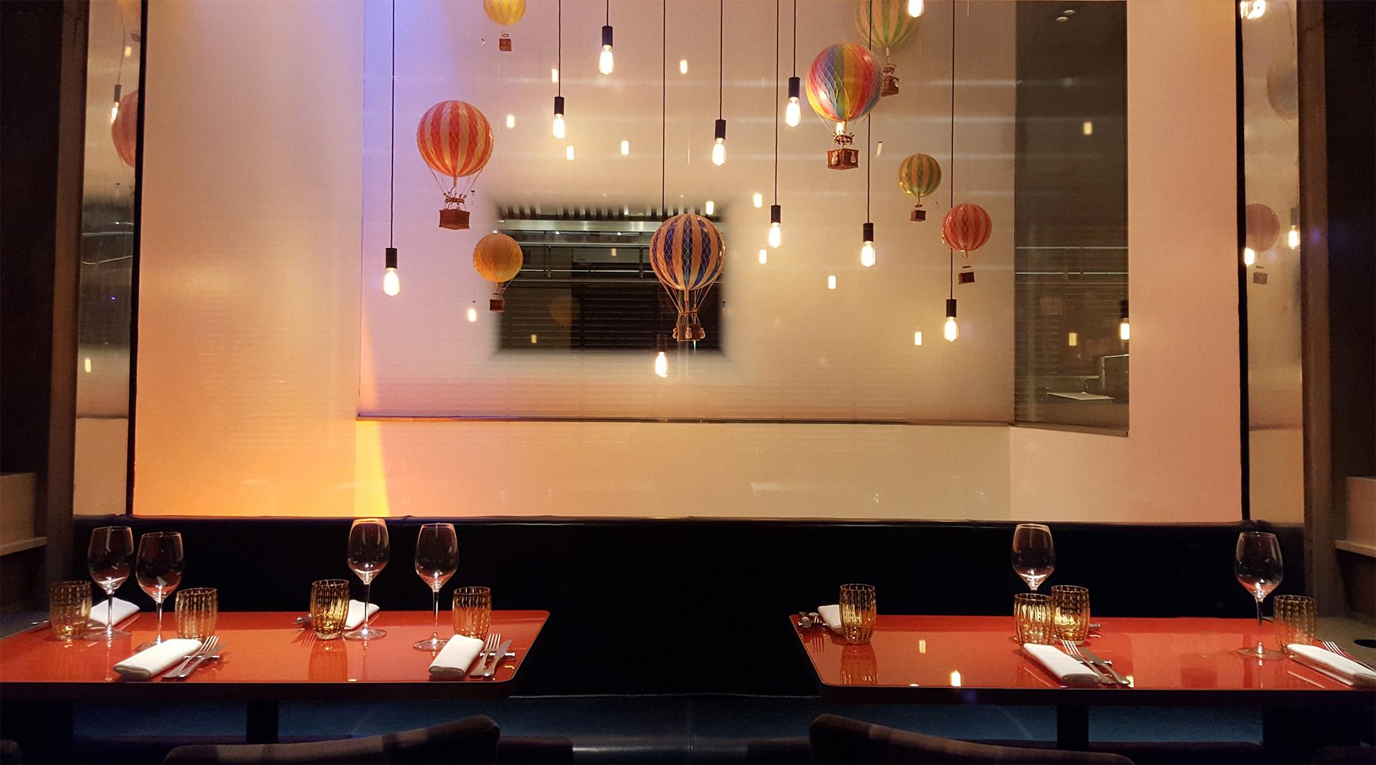 Nuova luce per il Ristorante Langosteria Cafè a Milano - Cannata Factory
