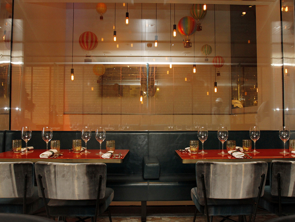 I trucchi per illuminare al meglio il tuo ristorante cannata