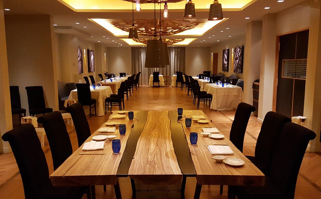 Progetto Illuminazione Ristorante : I trucchi per illuminare al meglio il tuo ristorante cannata