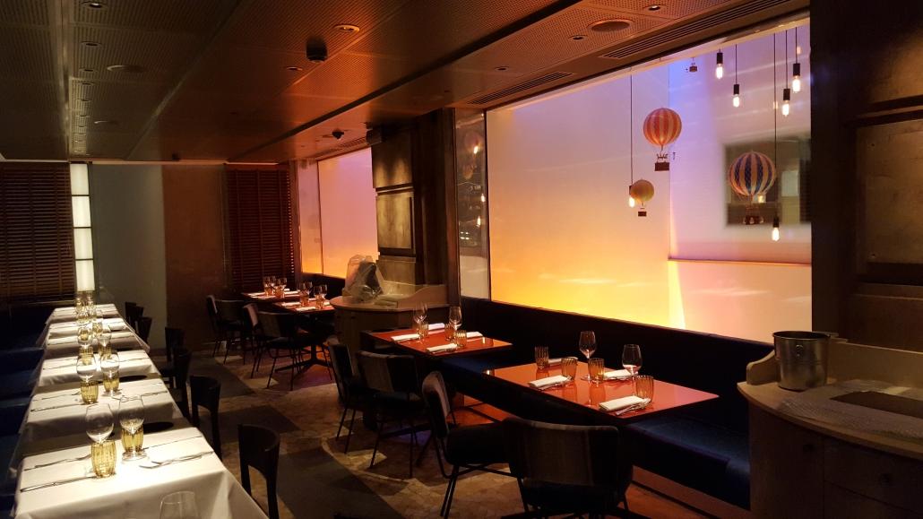 Come migliorare il tuo ristorante grazie all illuminazione