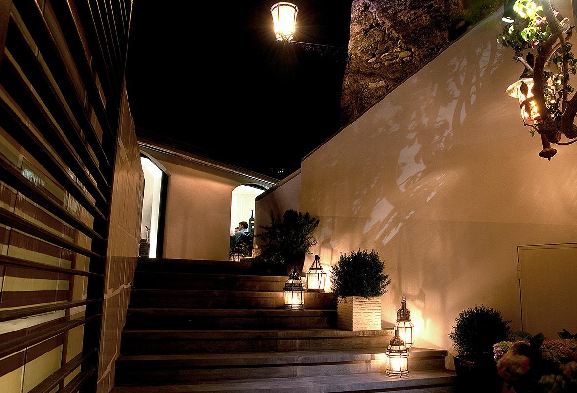 Luce e ristorazione: l'importanza dell'illuminazione esterna