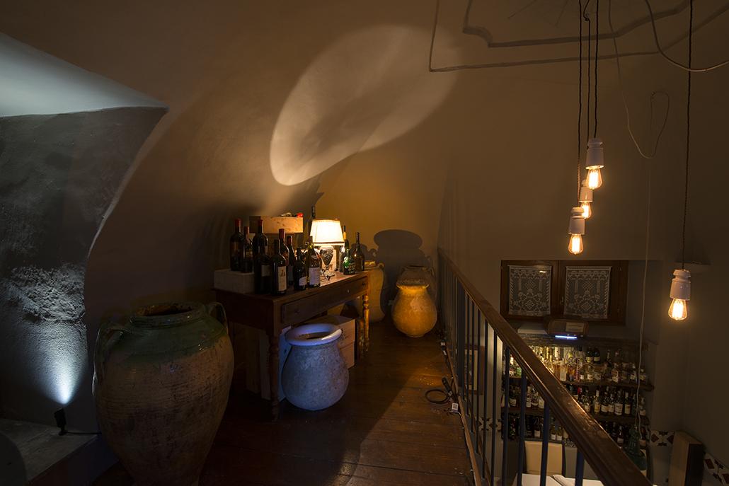 Illuminazione cucina con isola piantane illuminazione