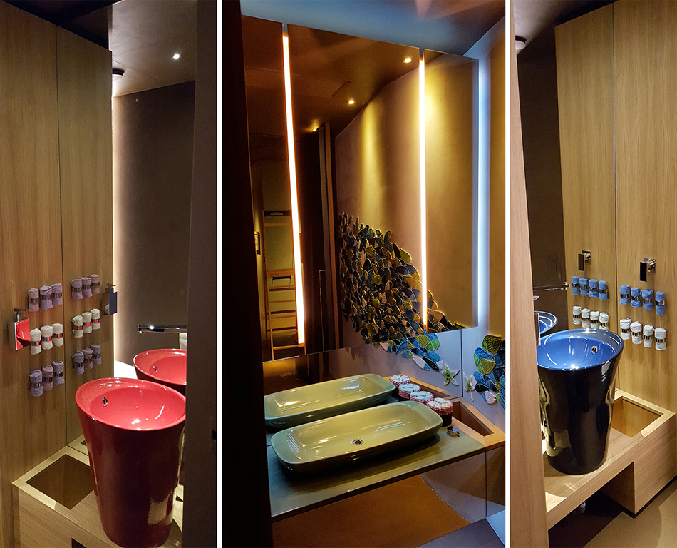 La corretta illuminazione del bagno del tuo ristorante - Cannata Factory
