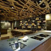 La cucina del ristorante: come illuminarla al meglio