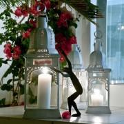 Creare la giusta atmosfera con lampade e lanterne